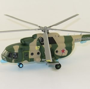 "Herpa 580373 Russian Sir force Mil Mi-8MT ""Hip"""