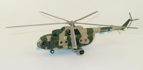 """Herpa 580373 Russian Sir force Mil Mi-8MT """"Hip"""""""