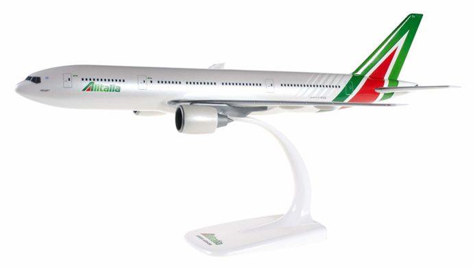 Herpa 610957 Boeing 777-200 Alitalia  2015 nuovi colori