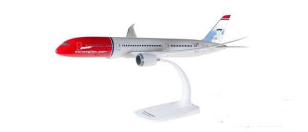 "Herpa 611503-001 Boeing 787-9 Dreamliner ""Babe Ruth"""