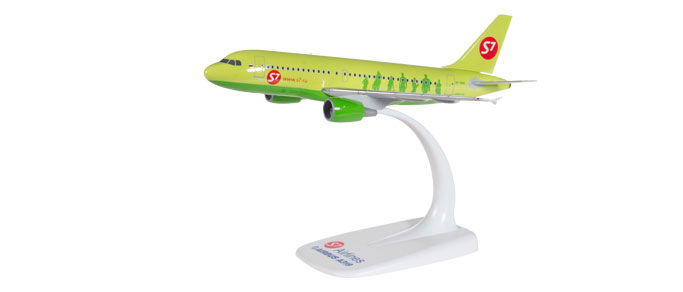 Herpa 611909 Airbus A319 S7 Airlines