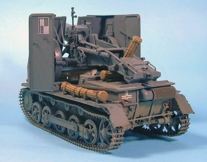DRAGON 6259 15cm S.Ig.33 (Sf) Auf Pz.Kpfw.I Ausf.B (Smart Kit)