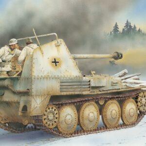 Dragon 6464 Sd.Kfz.138 MARDER III Ausf.M