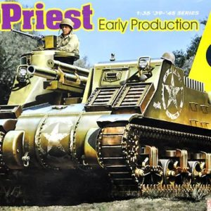 Dragon 6817 U.S. M7 Priest Early Production w/Magic Track