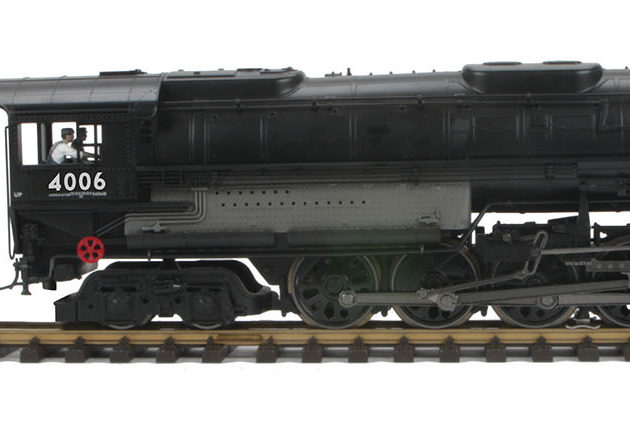 MTH 70-3038-1 4-8-8-4 Big Boy Steam Engine With Proto-Sound 3.0 - Union Pacific