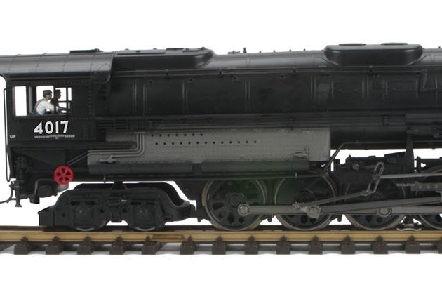 MTH 70-3040-1 4-8-8-4 Big Boy Steam Engine With Proto-Sound 3.0 - Union Pacific