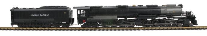 MTH 70-3040-1 4-8-8-4 Big Boy Steam Engine With Proto-Sound 3.0 - Union Pacific