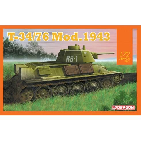 Dragon 7596 T-34/76 Mod.1943