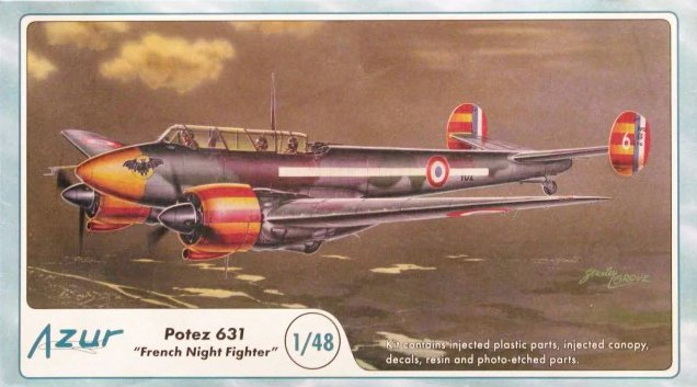 Azur A058 Potez 631