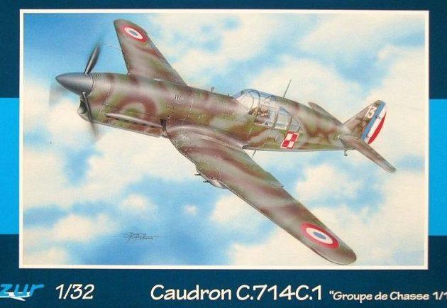 Azur A061 Caudron 714