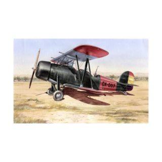Azur A064 Koolhoven FK-51 Spanish version