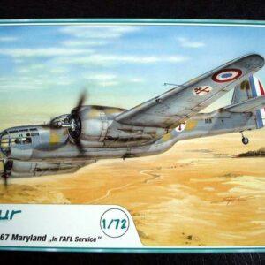 Azur A066 Martin Maryland in FAFL ser