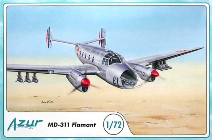 Azur A087 MD-311 Flamant