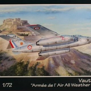"Azur A100 Vautour IIN ""Armé de l'air all Weather"