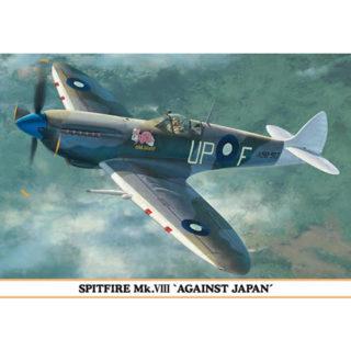 HASEGAWA HA07301 SPITFIRE MK.VIII AGAINST JAPAN