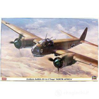 HASEGAWA HA07440  JUNKERS JU 88A-10 NORDAFRIKA