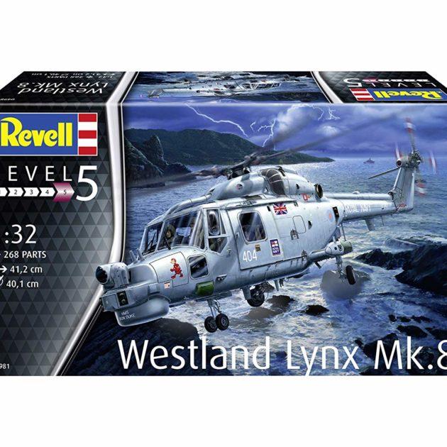 Revell 04981  Westland Lynx Mk. 8
