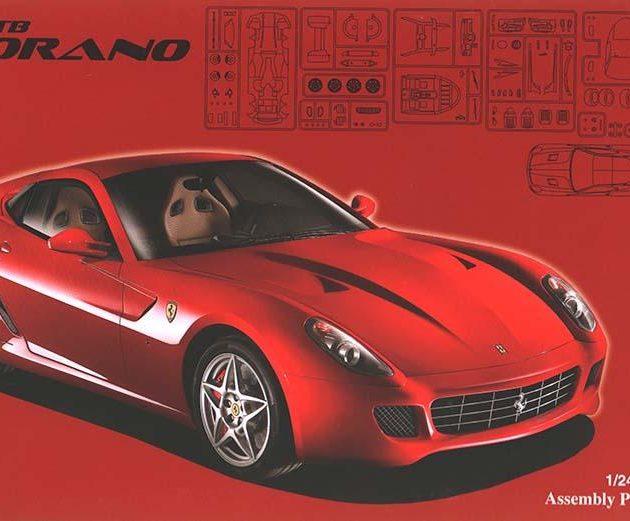 Fujimi 122779  Ferrari  599