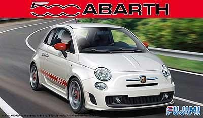 Fujimi 123721  RS-80 Fiat Abarth 500