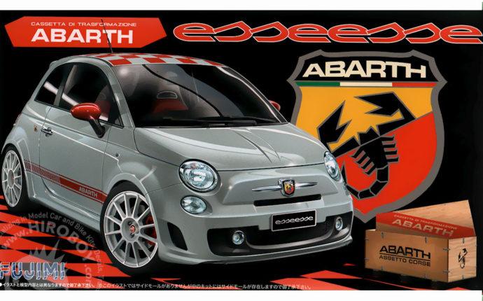 Fujimi 123837  RS-82 Fiat Abarth 500 Essesse