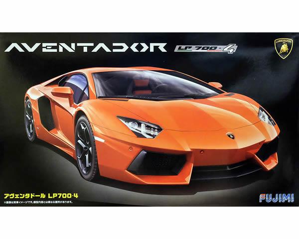 Fujimi 123974  Lamborghini Avemtator LP700-4