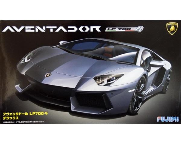 Fujimi 125589  Lamborghini Aventador LP700-4
