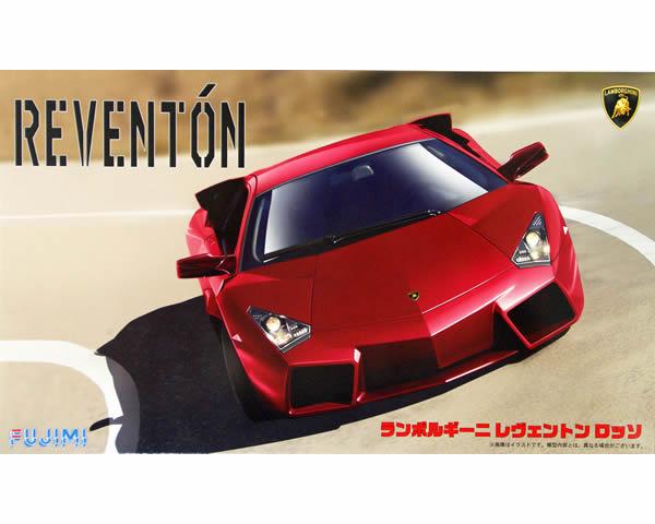 Fujimi 125749  RS-61  Lamborghini Reventon