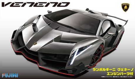 Fujimi 125923  Lamborghini Veneno RS-94