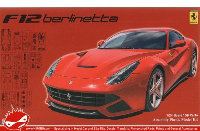 Fujimi 126197  Ferrari RS-33 F12 DX