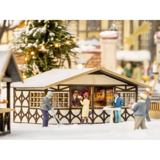 Noch 14682 Stand mercato natalizio