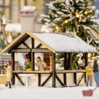 Noch 14683 Stand vini natalizio