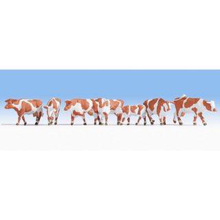 Noch 15726 Mucche pezzate