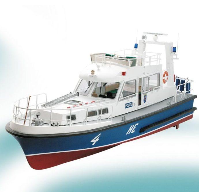Krick 20330 Imbarcazione Polizia