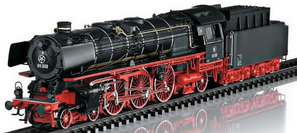 Trix 22035 Loco a vapore Museo dell associazione Svizzera Pacific 01 202