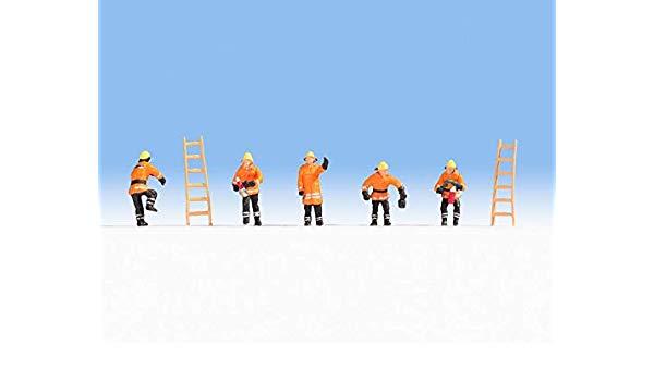 Noch 36022 Vigili dal fuoco (abiti arancioni  di protezione)