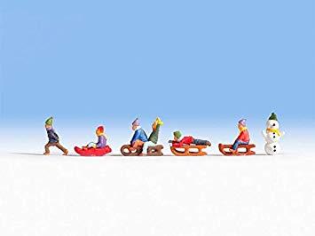 Noch 36819 Bambini sulla neve