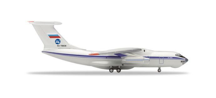 Herpa 532631 Ilyushin IL-76 224 Flight Unit State Airlines