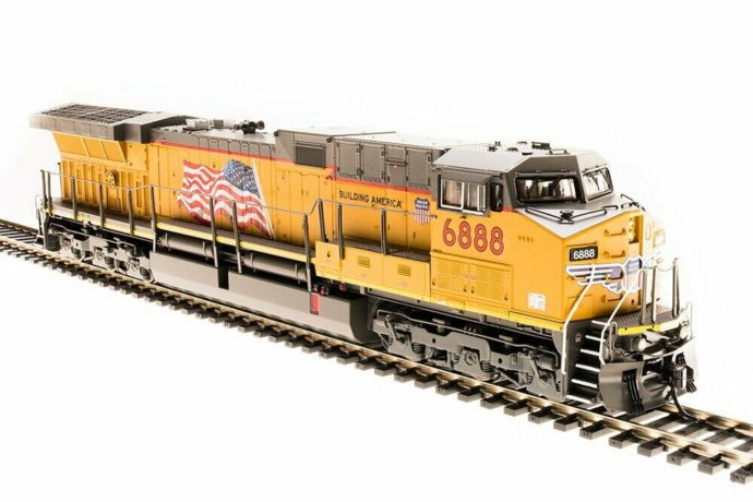 Broadway_Limited 5693 GE AC6000