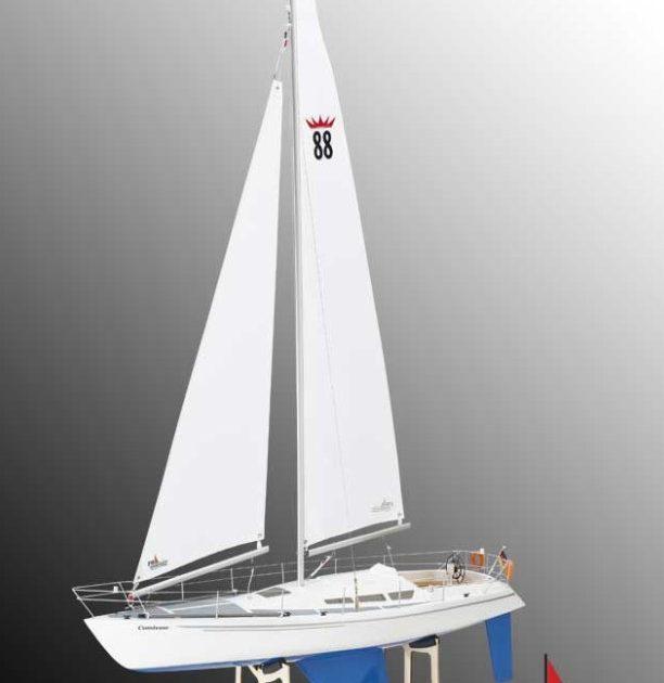 Krick RO1072 Comtesse Yacht a vela RC-Model