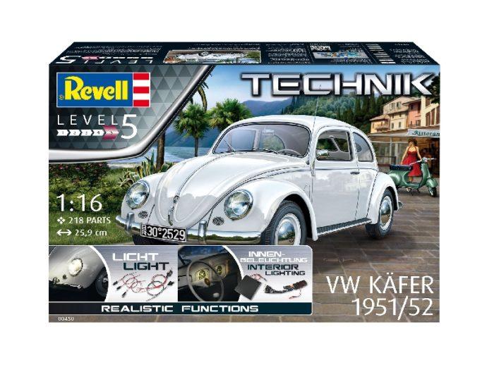 Revell 00450 VW Beetle 1951/52