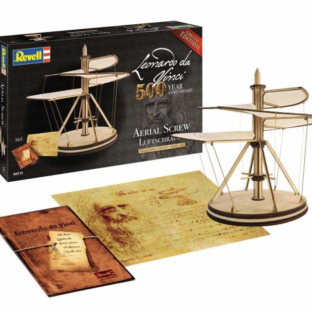 REVELL 00515 Leonardo da Vinci Aerial Screw