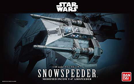 Revell 01203 Star Wars Bandai Snowspeeder