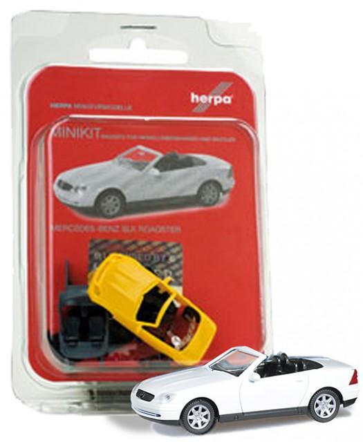 Herpa 012188-003 Minikit  MB SLK
