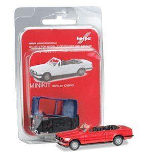 Herpa 012225-005 Minikit BMW 3er cabrio E 30
