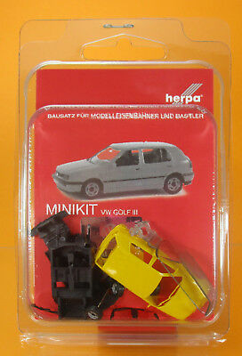 Herpa 012355-007 Minikit  VW Golf III