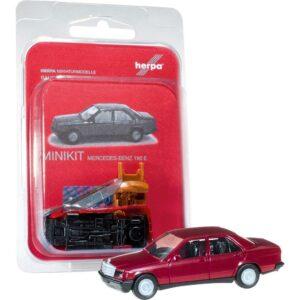 Herpa 012409-004 Minikit Mercedes Benz 190 E