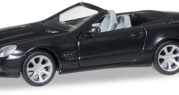 Herpa 012829 Minikit  Mercedes Benz SL R 230