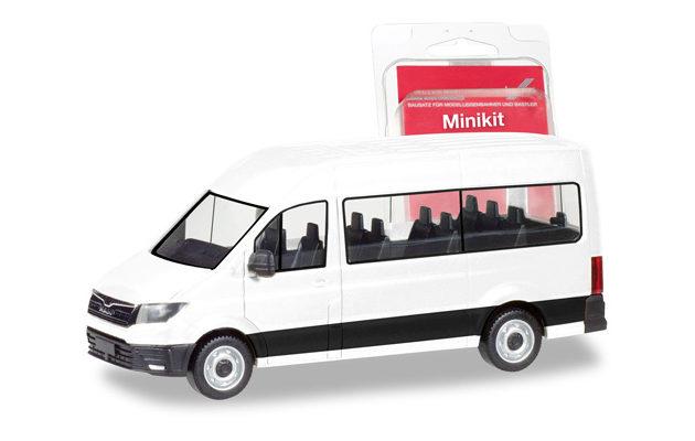 Herpa 012935 Minikit Mercedes Benz Sprinter 18