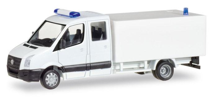 Herpa 013185 Minikit VW Crafter