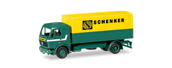 """Herpa 013321 Minikit Mercedes Benz """"Schenker"""""""